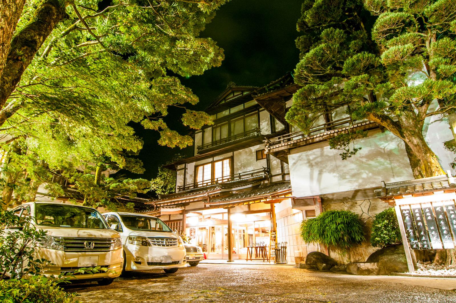 文化財の宿、伊豆は修善寺にある新井旅館を訪ねて