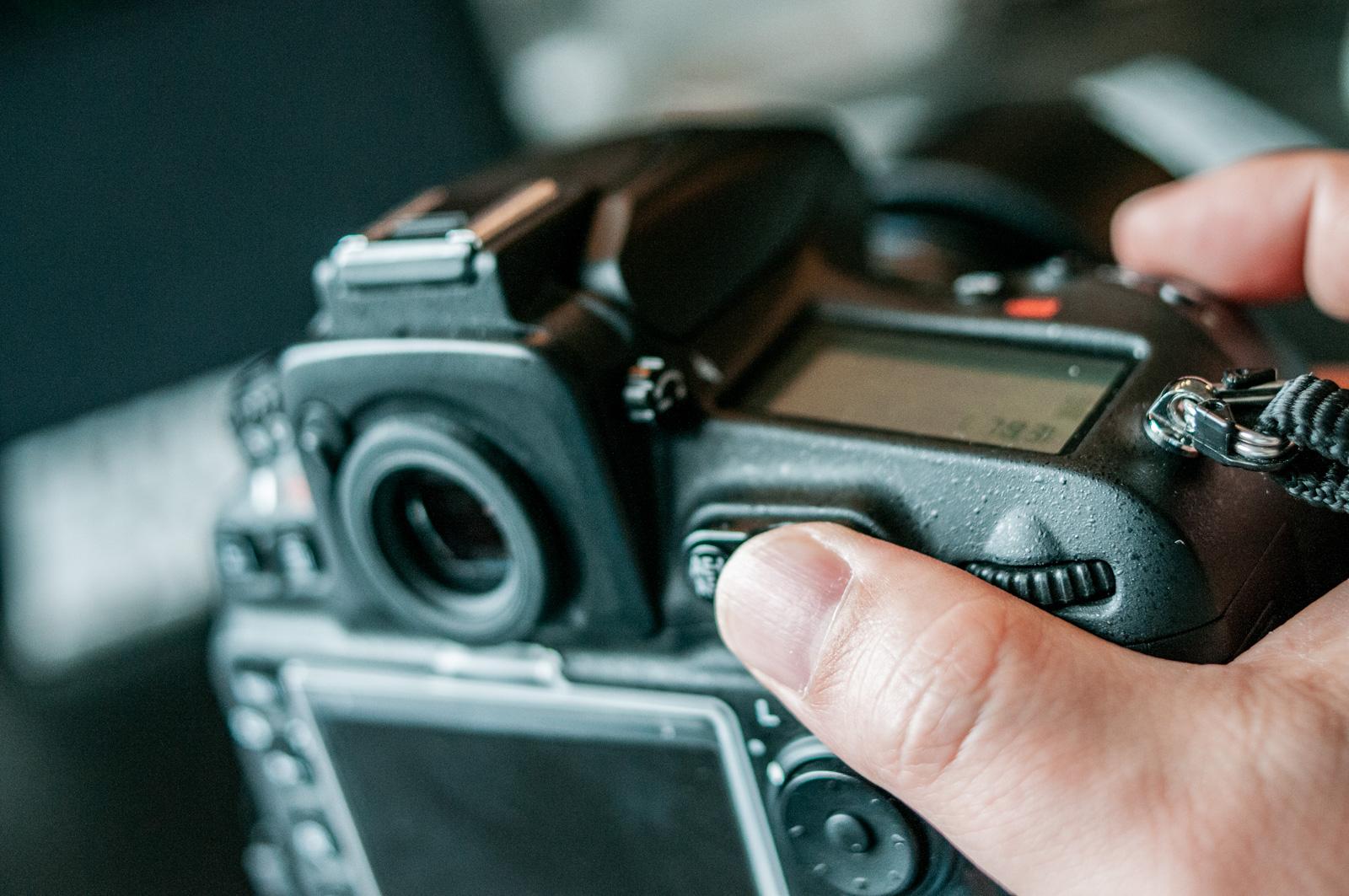 親指AFって知ってます?撮影が楽になるピントとシャッター分離の法則